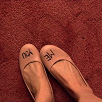 Miranda July shoes